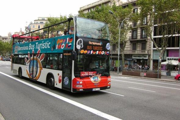 Hop on Hop off Bus Barcelona